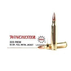 Winchester USA 223 Rem 62...