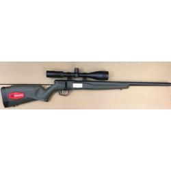 Savage B22 22 lr target combo