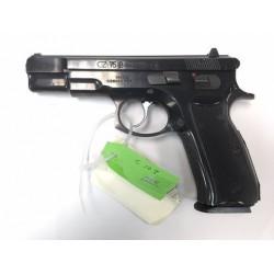 USED CZ 75 9mmx19