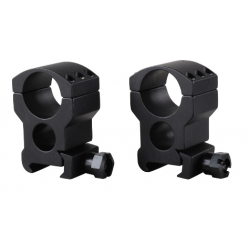 Burris Xtreme Tactical Rings 1'' Extra High