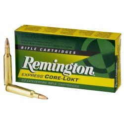 Remington 7mm RUM 150 gr PSP
