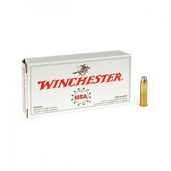 Win USA 38 Super+P 130 gr FMJ