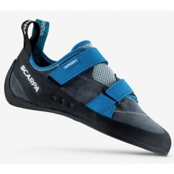 Scarpa ORIGIN soulier d'escalade unisex - gris/bleu