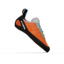 Scarpa Helix Climbing shoe for women - rouge mandarin