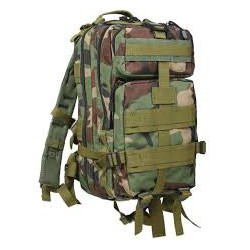 ROTHCO TRANSPORT PACK WOODLAND