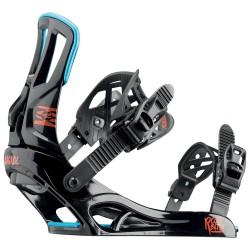 Rossignol Battle V2 Fixations de Snowboard