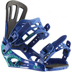 Rossignol Battle Color Snowboard Bindings