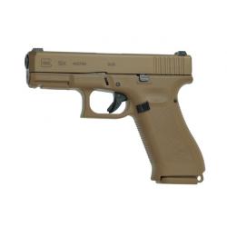 Glock 19X Gen 5 9mmx19 Coyote