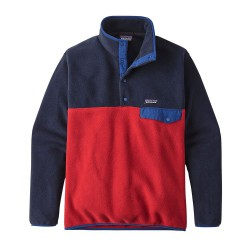 PTG MEN'S LIGHTWEIGHT SYNCH SNAP-T PULLOVER