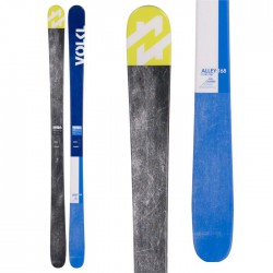 Volkl Alley 158 cm alpine skis