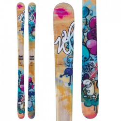 Volkl Gem 148 cm ski alpin freestyle