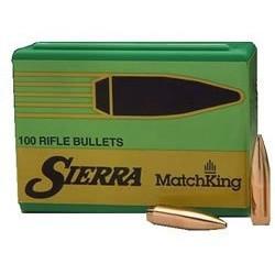 Sierra MatchKing .264 123 gr HPBT