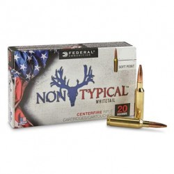 Federal 6.5 Creedmoor 140gr S.P.