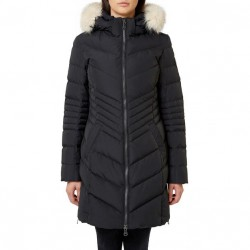 Kanuk Métèorite Winter coat with Fur collar for women