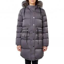 PAJAR EVA Coat with Fur collar for women
