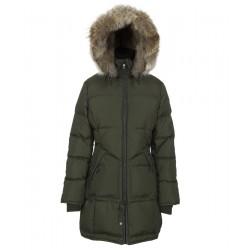 PAJAR CHLOE Coat with Fur collar for women