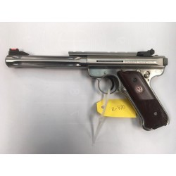 USED Ruger MKIII Hunter 22lr