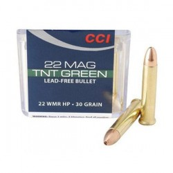 CCI 22 Win Mag 30gr TNT Green