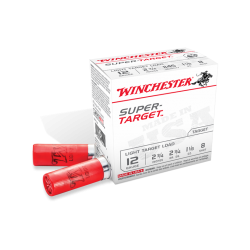 Winchester Super Target 12 Ga 2 3/4  No 7.5 1145 FPS