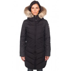PAJAR BROOKLYN Coat with Fur collar for women