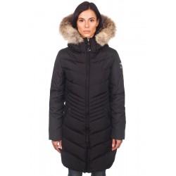 PAJAR BROOKLYN Coat with Fur collar for women