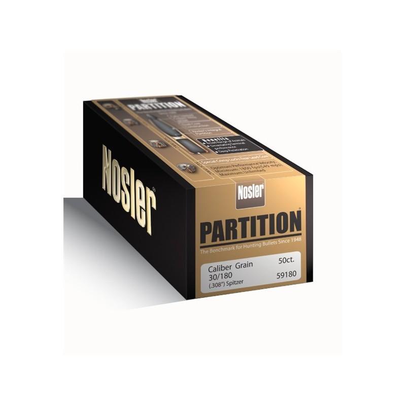 Nosler Partition .308 200gr 50/box