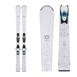 Volkl Flair 76 alpine skis for women - 147 cm