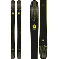 Rossignol Hero Elite Multi Turn Titanium Alpine Ski