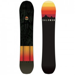 Salomon Super 8 157 cm snowboard