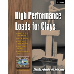Ballistic Product High Performance Loads for Clays 9th