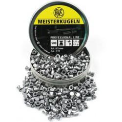 RWS Plomb Meisterkugeln .177