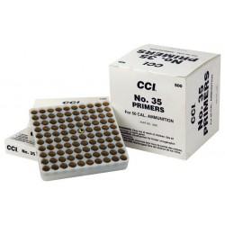 CCI No 35 50 BMG Primer