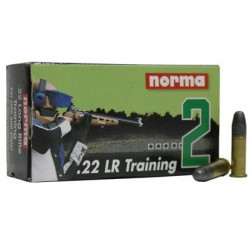 Norma Training 22 lr