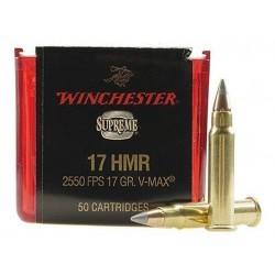 Winchester 17 HMR 17gr V-Max