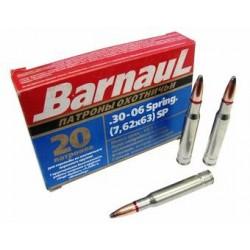 Barnaul 30-06 Spg 168 gr Sp