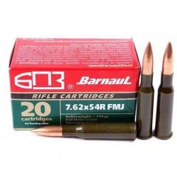 Barnaul 7.62X54R 174 gr FMJ