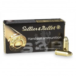 Sellier & Bellot 9mm Luger...