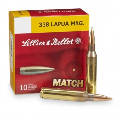 Sellier & Bellot 338 Lapua...