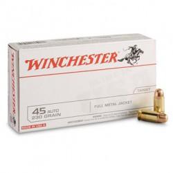 Winchester USA 45 auto 230...