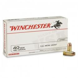Winchester USA 40 S&W 180...