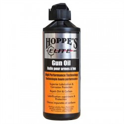 Hoppe's Elite Gun Oil 2oz