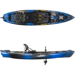 Perception Pescador 12 foot Kayak in Sunset