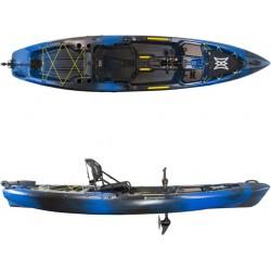 Perception Pescador 12 foot Kayak in Sunset