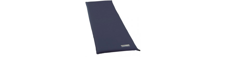 At Sportèque, we have a large selection of sleeping mats & pillows