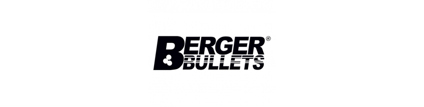 Berger rifle bullets
