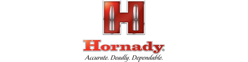 Hornady rifle ammunitions